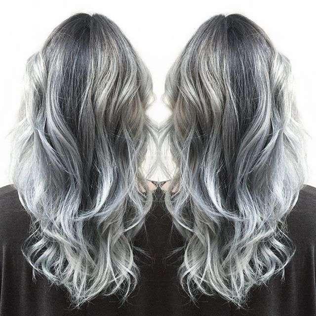 10 Greatest Grey Hair Colour Concepts