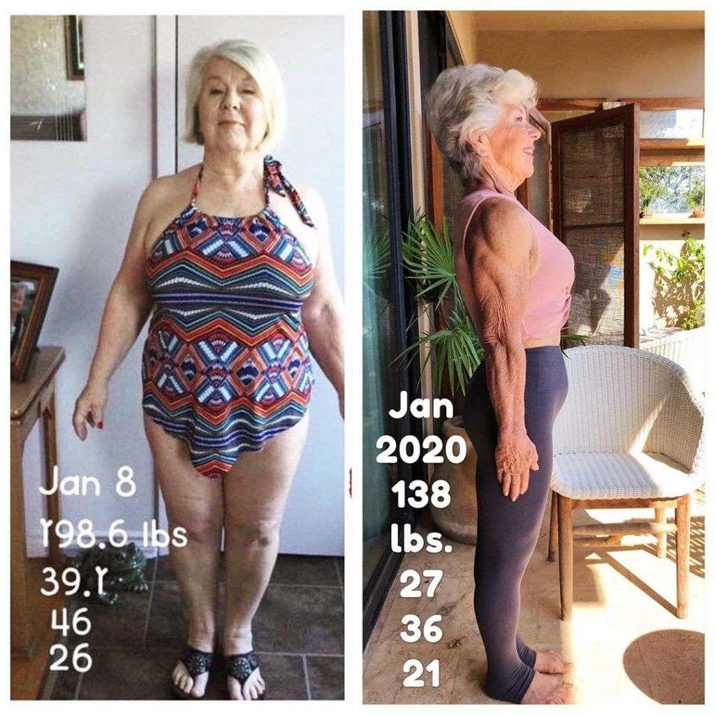 Viral 74 Yr Previous Health Lover Defies Growing old
